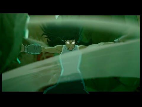 Book 3 Final - Legend Of Korra video