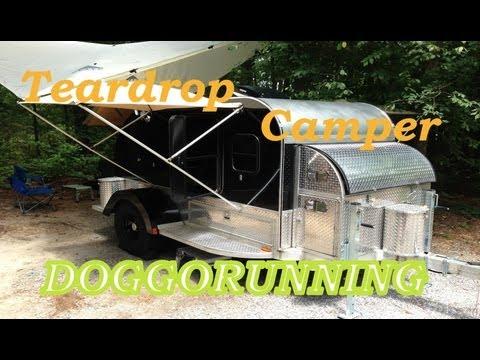 4x4 Teardrop Camper