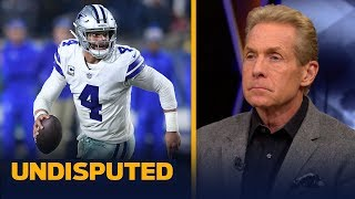 Skip Bayless is astounded by the 2019 NFL Power Rankings | NFL | UNDISPUTED