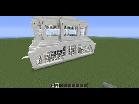 Mansion De Minecraft (DESCARGAR)  (By Tadeo Crafter) LINCK EN DESCRIPCION
