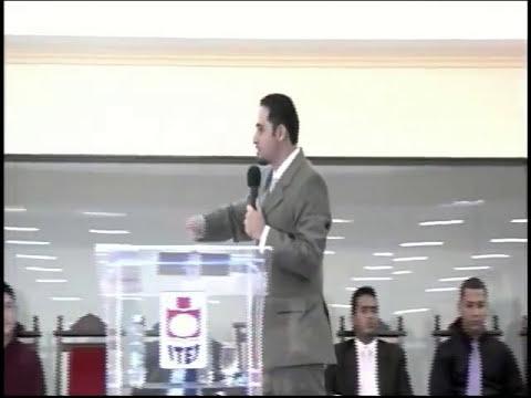 Pregação Família - parte 01 - Pastor André Barboza