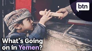 The War in Yemen Explained