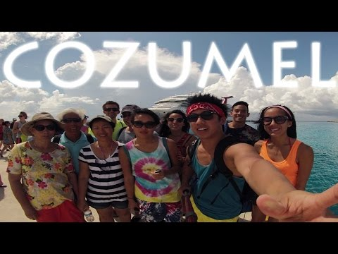 Carnival Cruise - Cozumel, Mexico - Summer 2013 - HD
