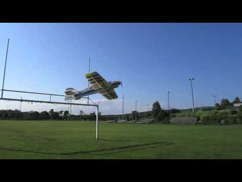 RC foamy aerobatics