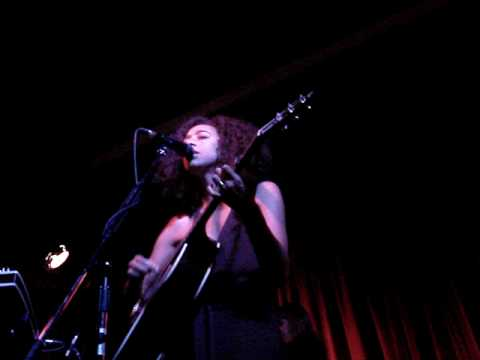Corinne Bailey Rae - I Would Like To Call It Beauty (live) - Drake Hotel - Toronto, ON.