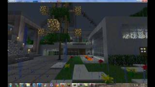 (1.4.5) Modern Minecraft Home - DOWNLOAD