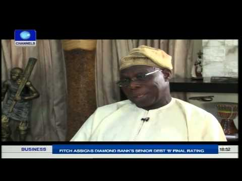 Exclusive: 'State Of The Nation' With Olusegun Obasanjo Pt.2