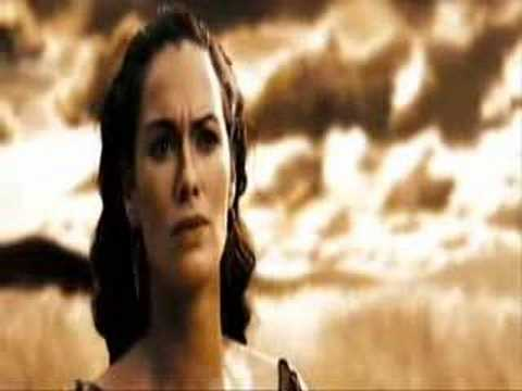 The Death of Leonidas and Unique Bulgarian Song - 300 Movie