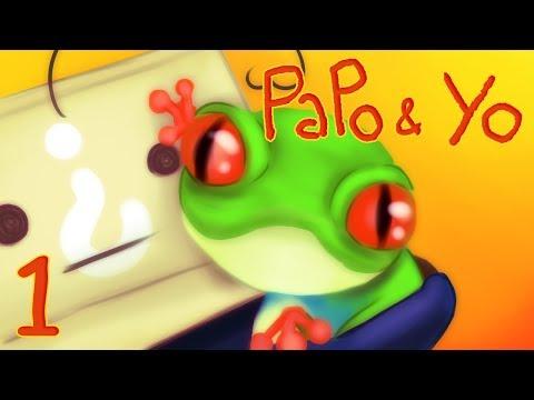 Cry Plays: Papo & Yo [P1]