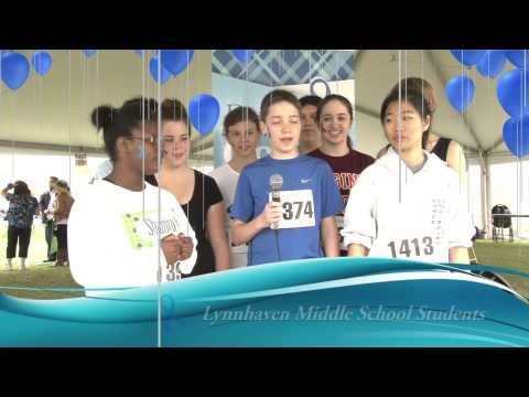 Lynnhaven Middle Schoolers Support Teacher with Colon Cancer