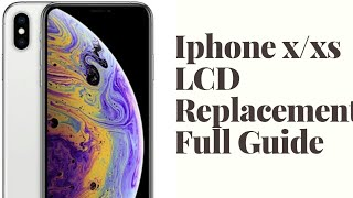 How to change iphone  X/Xs display easily