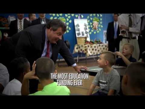 Governor Christie: Jersey Proud