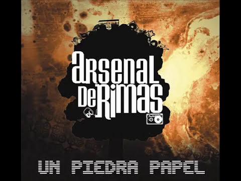 Arsenal de Rimas - Señorita (NUEVA VERSION) + [LETRA]