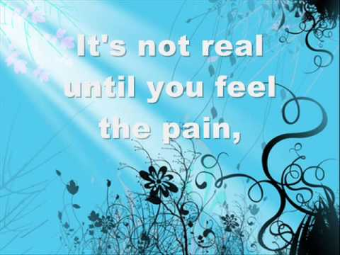James Morrison - Nothing ever hurt like you ( with lyrics )