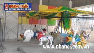 Tro Choi Du Quay 15 con   Cty Hoang Tuan