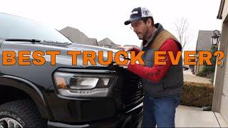 The Best Truck To Buy - 2019 RAM 1500 Laramie