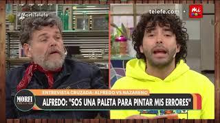 Entrevista Cruzada: Alfredo Casero vs. Nazareno Casero   Morfi, Todos a la Mesa
