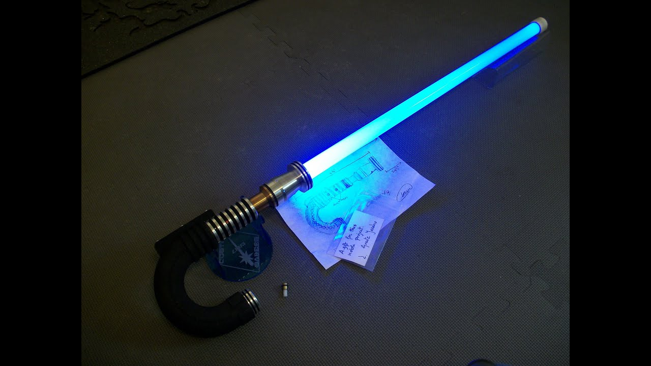 Star Wars Light Up Lightsaber
