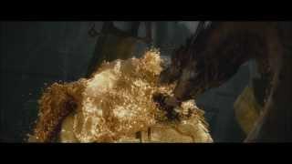 The Hobbit - The Desolation of Smaug - Ending Scene (HD)