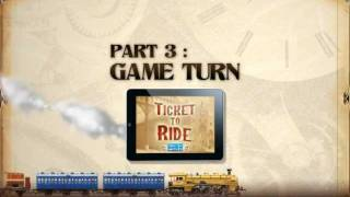 Ticket to Ride for iPad - English Version