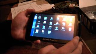 Test Complet Archos 7 Home Tablet