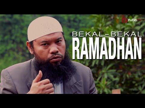 Ceramah Singkat : Bekal-Bekal Ramadhan - Ustadz Sulam Mustareja