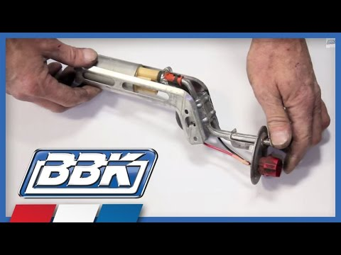 Mustang Electric Fuel Pump How To Install All Parts