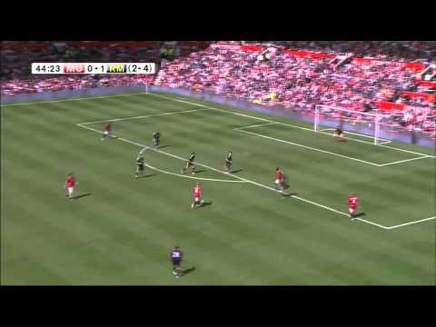 Paul Scholes vs. Real Madrid Legends 2013 - HD