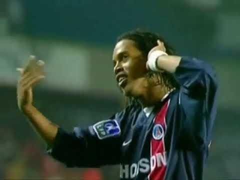Ronaldinho goleador samba