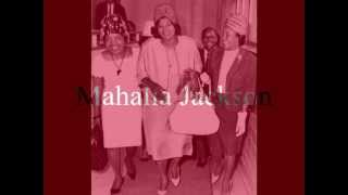 Watch Mahalia Jackson Run All The Way video