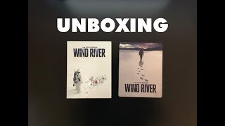 Wind River - Blu-Ray Steelbook Unboxing (KimchiDVD)