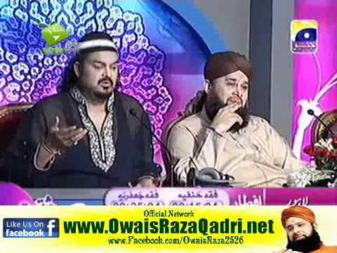 Owais Raza Qadri - Wah Wah Subhan Allah - Qawwali Round  - 19th August 2011 Part 2