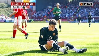 Cristiano Ronaldo vs Charlton Away 03-04 by Hristow