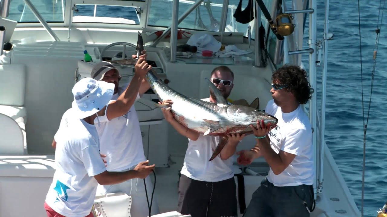 Big game fishing komiza croatia 2011 hd youtube for Fishing license for disabled person