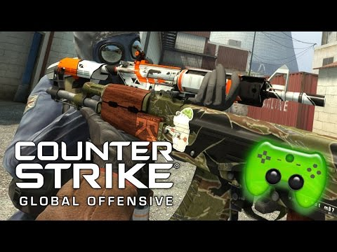 » Counter-Strike: Global Offensive « - Nelu der Eisbär auf - de_Nuke mit PietSmiet - [Deutsch] [HD]