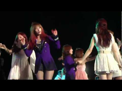 T-ARA - DANCE GANGNAM STYLE @ GDA in Malaysia [Mix Ver.]