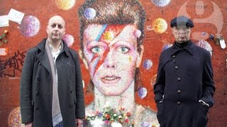 David Bowie remembered by two of his biggest fans