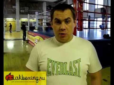 Шоу профессионального бокса в Подольске