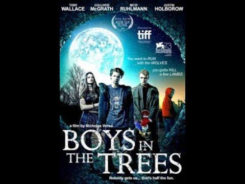 Os garotos nas árvores 2018 LEGENDADO HD