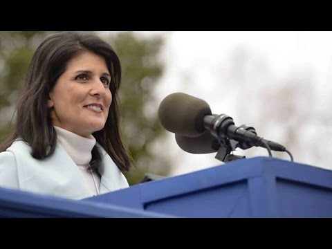 Republican Address to the Nation: Gov. Nikki Haley