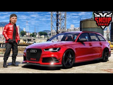 GTA 5 SHQIP - Graniti bon Probleme n'Qytet !! - SHQIPGaming