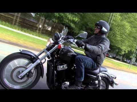 Essai Honda Shadow VT 750 S