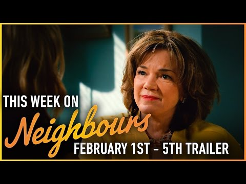 This Week On Neighbours (February 1st - 5th)