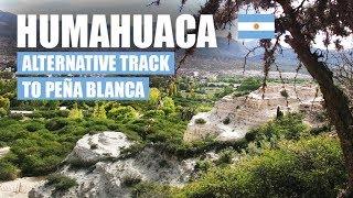 HUMAHUACA and my alternative track to Peña Blanca [ARG] | Travel Series [S1-E6] - South America 2017