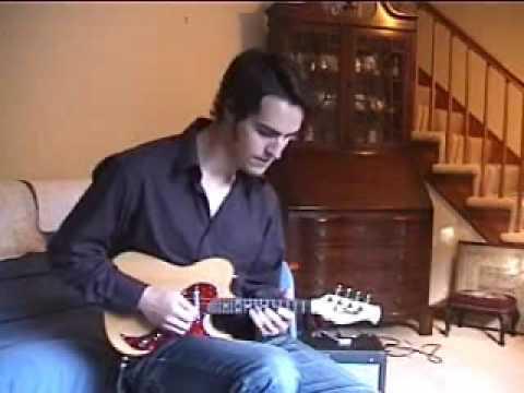 Minor Swing (Django Reinhardt) Gypsy Jazz Mandolin