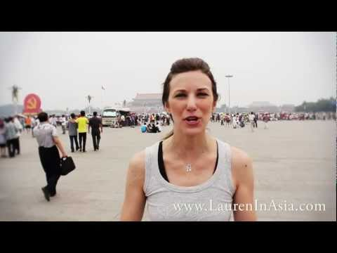 Beijing Travel Tips - Tiananmen Square