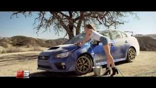 SUBARU WRX STI 2014 - THE RIDE OF HER LIFE
