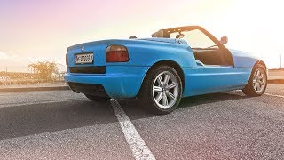 MOVIE | BMW Z1| WALKAROUND & RIDE