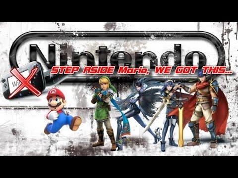 PE X Nintendo Ep. 61 - Wii U & Nintendo Doomed? Nope!