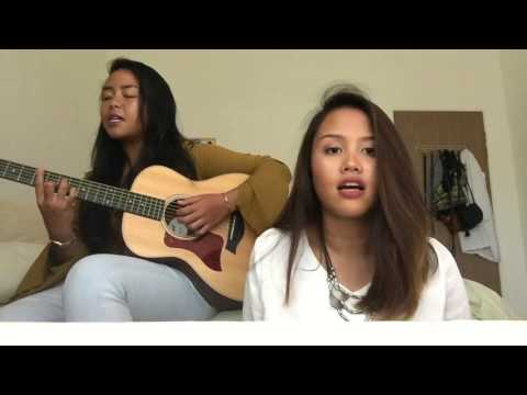 DESI & SHEENA- Crush | Yuna ft. Usher (cover)